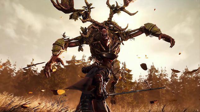 Kadr z wideo promocyjnego gry GreedFall