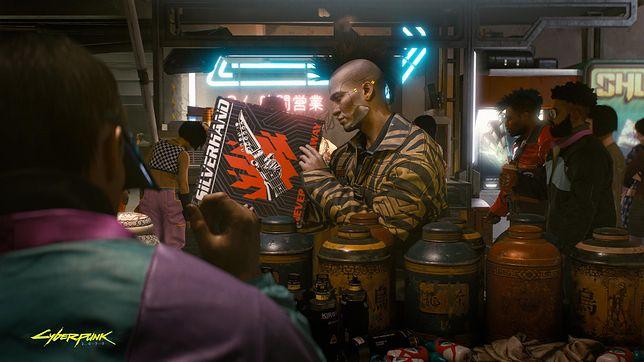 Cyberpunk 2077. Oglądaj gameplay na żywo