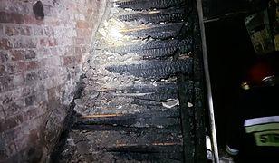 Kamienica nie nadaje się do mieszkania. Nocny pożar w Gdańsku