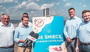 Nawet 5000 zł kary za śmiecenie na plaży czy w lesie. Jacek Ozdoba zapowiada zmiany