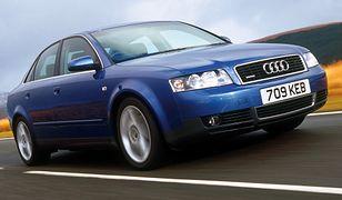 Audi A4 to najczęściej kradziony samochód w Polsce
