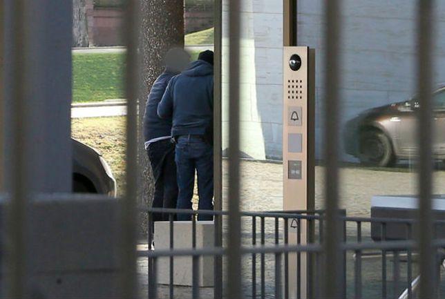 Policja w Dinslaken w Niemczech aresztowała mężczyznę podejrzanego o przynależność do terrorystów z Państwa Islamskiego