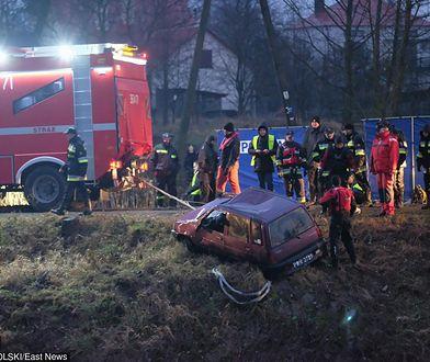 Mieszkańcy Tryńczy przeżyli wielką tragedię