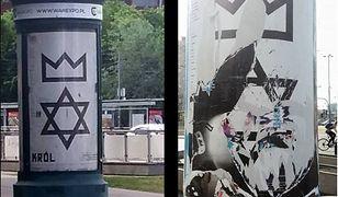 Rozwieszone na ulicach plakaty wzbudziły skrajne emocje
