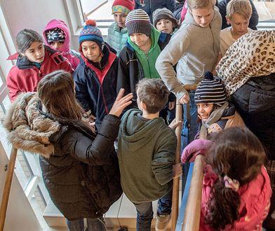 Halmstad, dzieci imigrantów integrują się ze szwedzkimi rówieśnikami / Fot. David Ramos