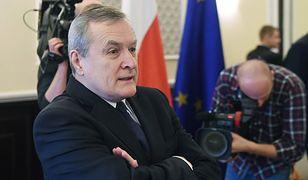 Minister kultury Piotr Gliński o kolekcji Czartoryskich: mieliśmy wielką okazję, chcieliśmy przeciąć te problemy