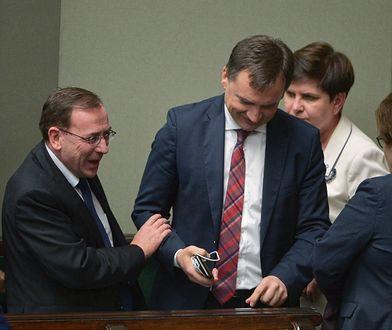 Sejm przegłosował projekt PiS ws. zmian w Sądzie Najwyższym