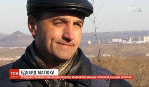 Eduard Matiucha opowiedział swoją historię telewizji 1+1
