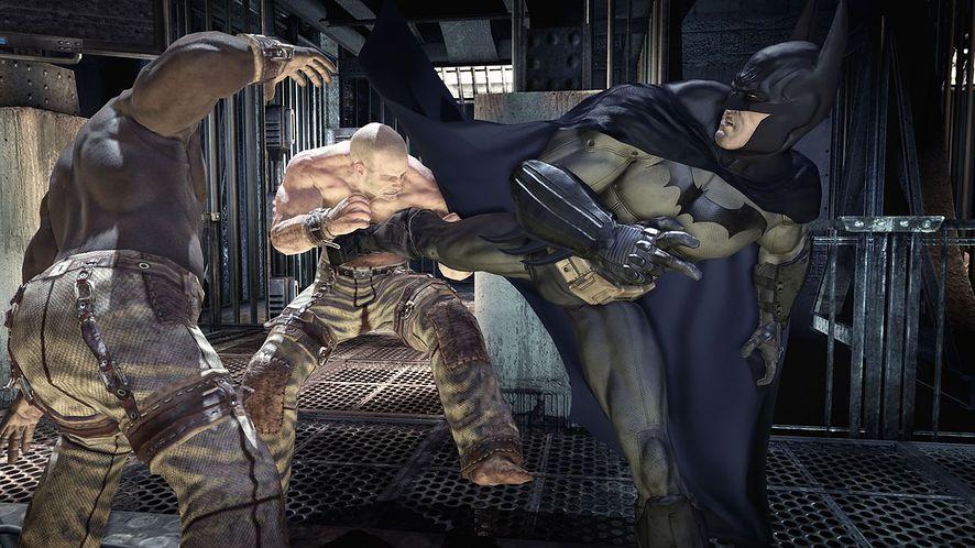 Pierwsze wrażenia: Batman: Arkham Asylum