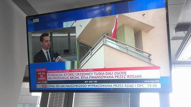 Tomasz Sakiewicz: Platforma Obywatelska została stworzona przez służby
