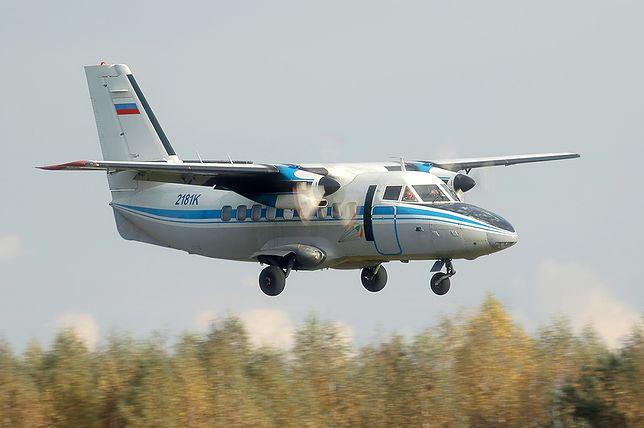 Rosja. Samolot ze spadochroniarzami uderzył w ziemię. Zginęło 9 osób