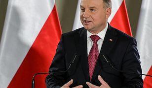"""Żart z prezydenta Andrzeja Dudy. """"Najciekawsze"""" wątki rozmowy z Rosjanami"""