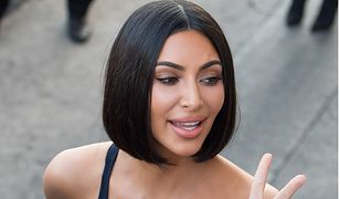 Kim Kardashian / REX/Shutterstock/EAST NEWS
