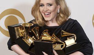 Adele za mało przygnębiona, by tworzyć