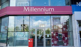 Bank Millennium. Poważna awaria strony internetowej i aplikacji