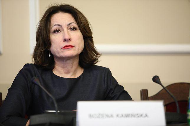 Bożena Kamińska z PO zaalarmowała MEN ws. nieprawidłowości przy ubezpieczaniu dzieci