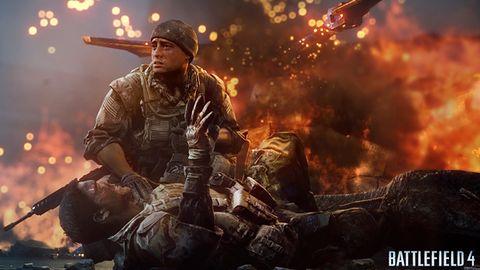 Pierwsze strzały w Battlefield 4 padną w październiku