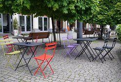 Warszawa. Niższe stawki za ogródki gastronomiczne również w przyszłym roku