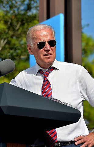 Joe Biden na Florydzie jeszcze jako wiceprezydent