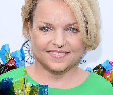 Katarzyna Bosacka wiele razy próbowała schudnąć, z różnym skutkiem
