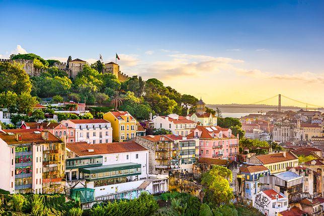 Miasta na wzgórzach - Lisbona, Portugalia