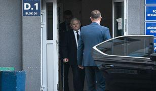 Prezes PiS lubi pospać dłużej. Tajemnice pobytu w szpitalu Jarosława Kaczyńskiego
