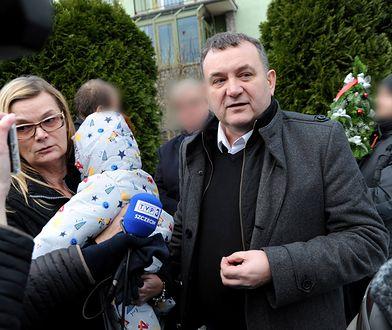 Żona Stanisława Gawłowskiego wezwana do prokuratury. Ma usłyszeć zarzuty