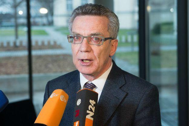 Szef MSW Niemiec po alarmie w Monachium: konieczna bliska współpraca ze służbami innych krajów