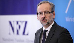 """Adam Niedzielski nowym ministrem zdrowia. """"To wielki kredyt zaufania i ogromna odpowiedzialność"""""""