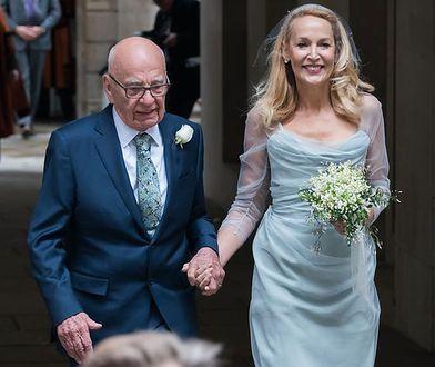 Wszystkie kobiety i najdroższe rozwody Ruperta Murdocha