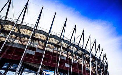 Nietypowa impreza na Stadionie Narodowym