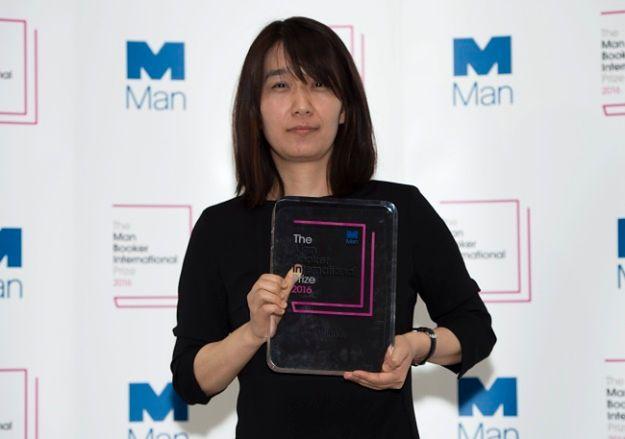 Han Kang laureatką Międzynarodowej Nagrody Bookera