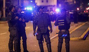 Wenezuela. Zaatakowano budynek Sądu Najwyższego