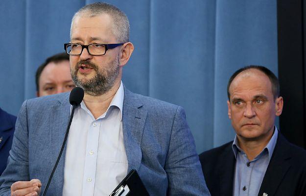 Rafał Ziemkiewicz i Paweł Kukiz w Sejmie