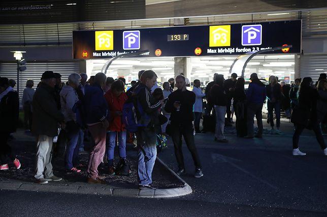 Ewakuacja na lotnisku w Szwecji. Znaleziono pakunek