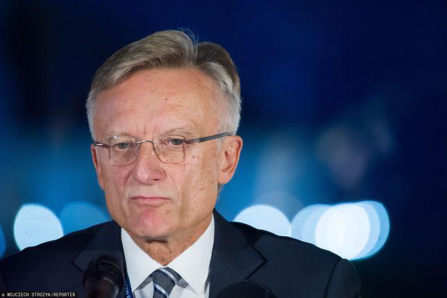Marek Prawda dyrektor Przedstawicielstwa Komisji Europejskiej w Polsce wezwany do MSZ.