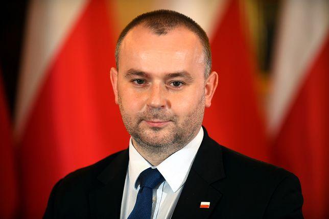 Wiceszef Kancelarii Prezydenta Paweł Mucha