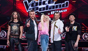 "Jurorzy programu ""The Voice of Poland""."