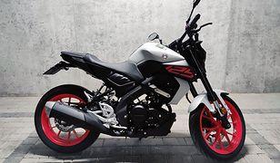"""Yamaha MT-125 - zmieni twoje wyobrażenie o """"125-tkach"""""""