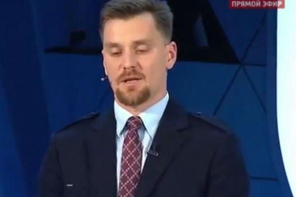 Polski komentator po kłótni w rosyjskiej telewizji opuścił studio
