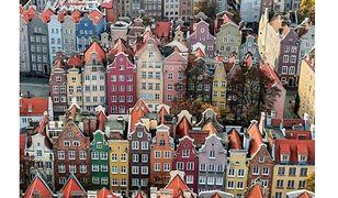 """Fotograf zachwycony polskim miastem. """"To mała siostra Amsterdamu"""""""