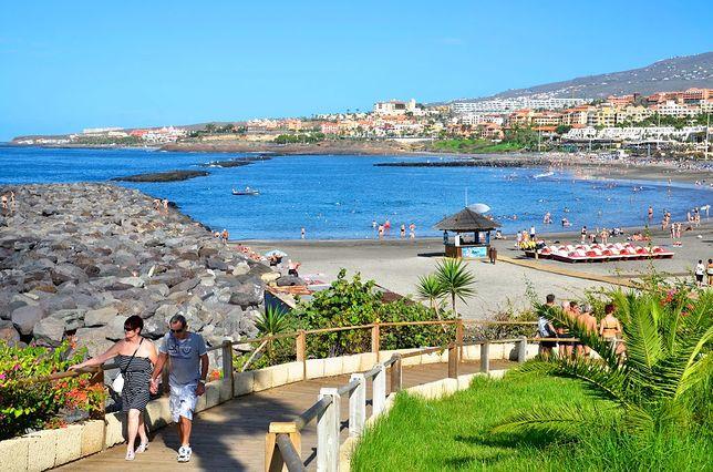 Costa Adeje to popularna wśród turystów  część Teneryfy