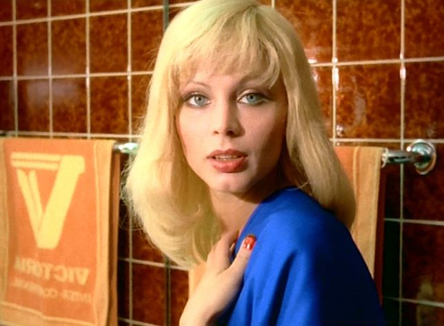 Izabela Trojanowska- 1987 rok
