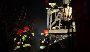 Romanowo Górne. W nocy doszło do śmiertelnego pożaru (zdjęcie ilustracyjne)