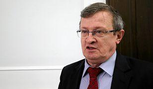Zbigniew Ziobro opuści rząd? Poseł Tadeusz Cymański mówi Wirtualnej Polsce, że nie wyklucza żadnego wariantu