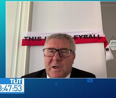 """Konflikt w Zjednoczonej Prawicy. Ryszard Czarnecki: """"Najgłębszy i najpoważniejszy kryzys od 6 lat"""""""