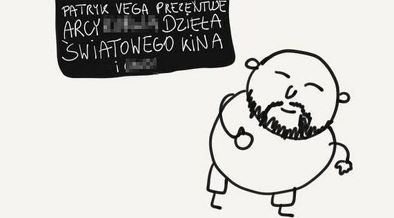 """Grafiki z fanpage'a """"Papryk Vege prezentuje arcyku*wa dzieła światowego kina"""" podbijają sieć"""