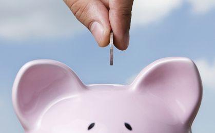 Oszczędzanie - dobre chęci już są