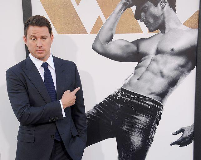 "Channing Tatum grał m.in. striptizera w dwóch częściach ""Magic Mike"""