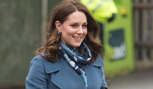 Kate Middleton trafiła do szpitala